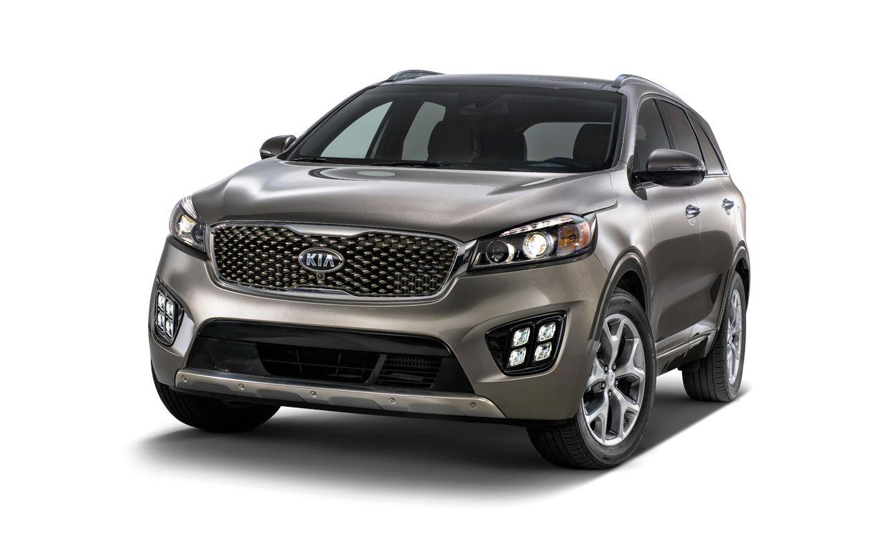 New Cars for 2016: Kia
