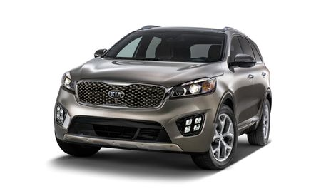 New Cars for 2016: Kia