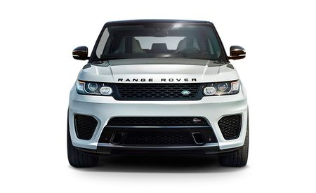 New Cars for 2016: Land Rover