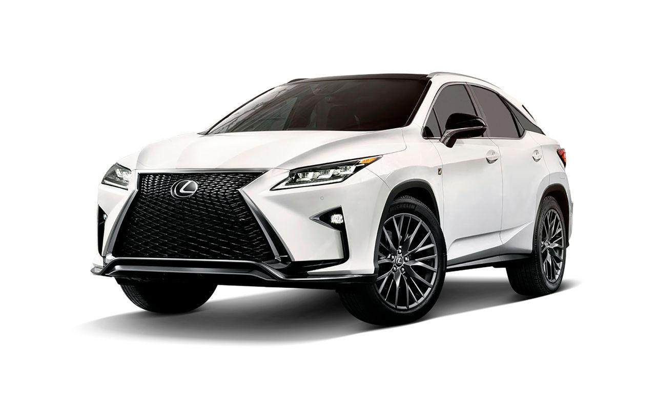 New Cars for 2016: Lexus