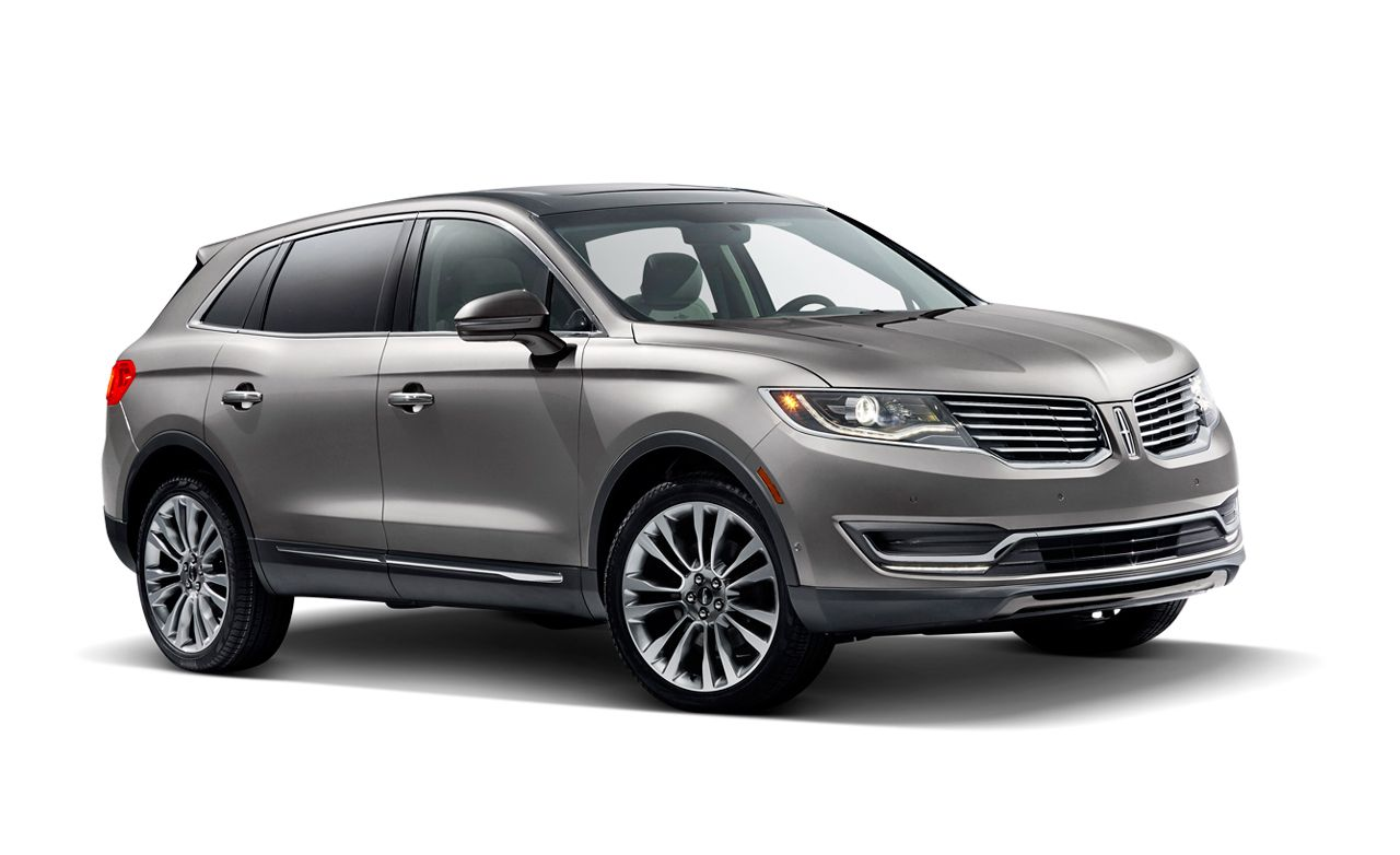 New Cars for 2016: Lincoln