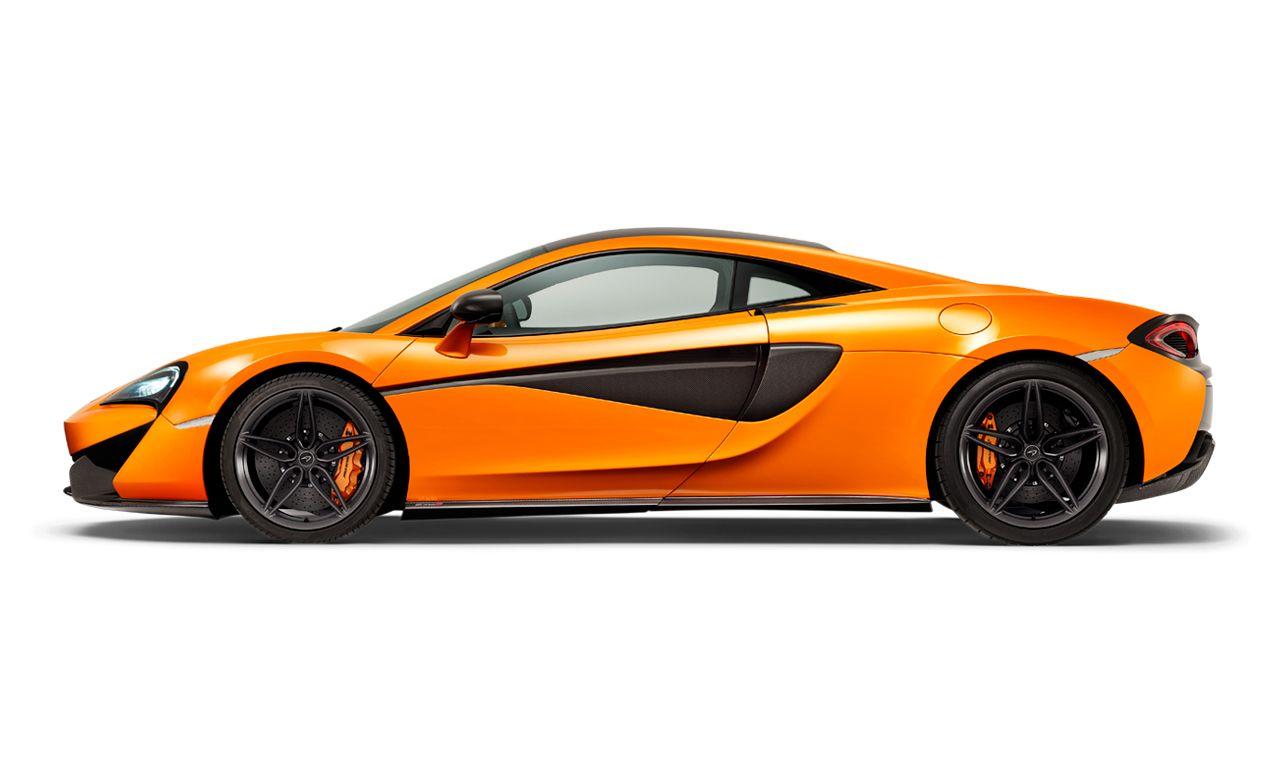 New Cars for 2016: McLaren