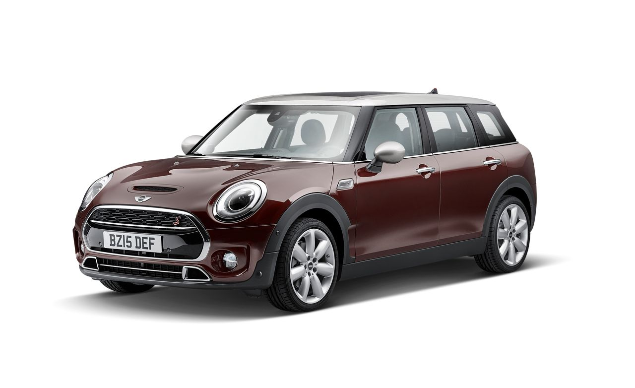 New Cars for 2016: Mini