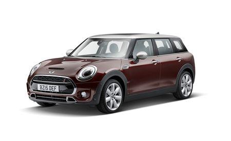 New Cars for 2016: Mini