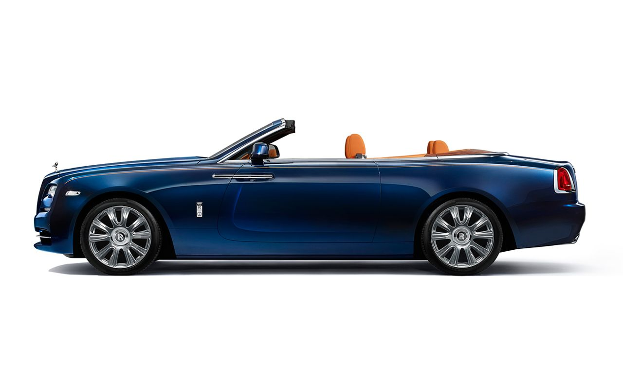 New Cars for 2016: Rolls-Royce