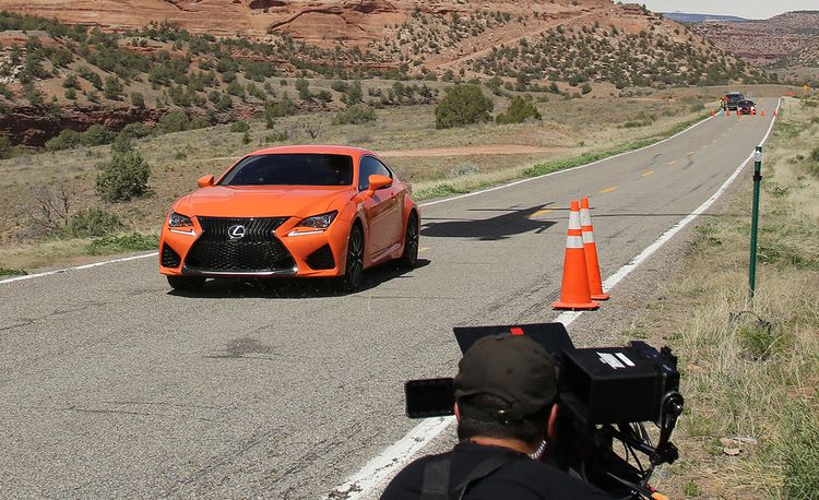 In Colorado, a Big Budget and Crew Try to Make Top Gear, American-Style
