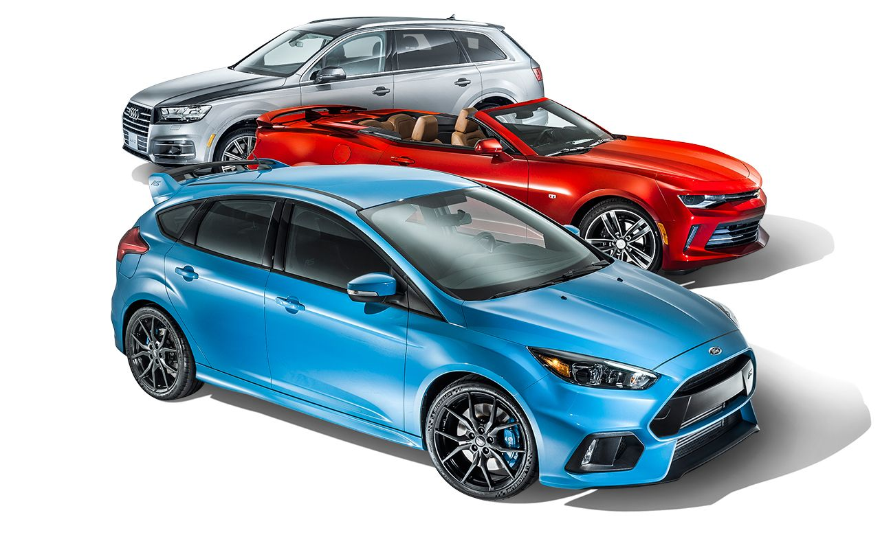 New Cars for 2016: Reviews, Comparisons, Model-Change Info, and More!
