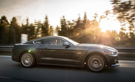The 24 Hours of Europe: One Ford Mustang GT, One Full Day, 18 Countries