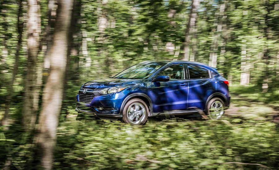 2016 Honda HR-V EX-L AWD