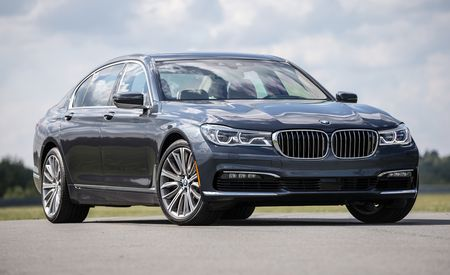 2016 BMW 7-series / 750i xDrive