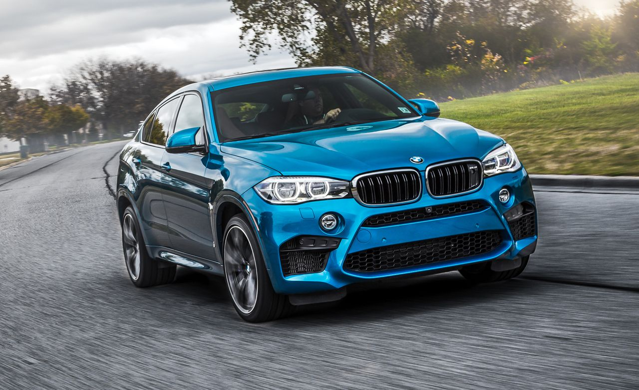 BMW X6 M Reviews