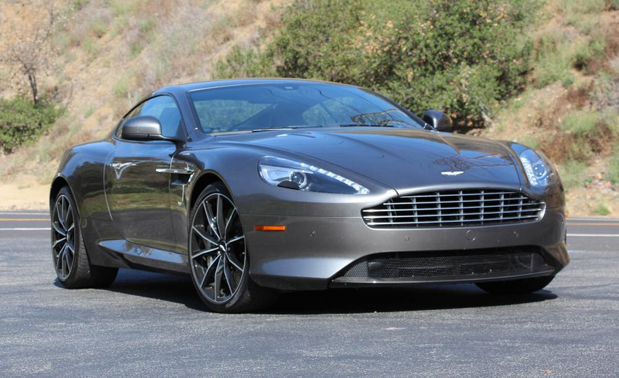 2016 Aston Martin DB9 GT First Drive | Review | Car and Driver