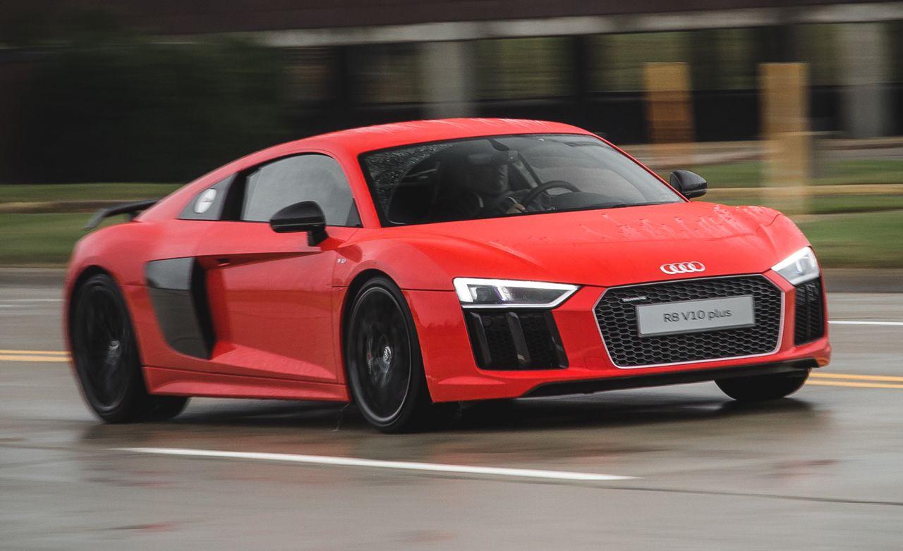 2016 Audi R8 V10 Plus Euro-Spec