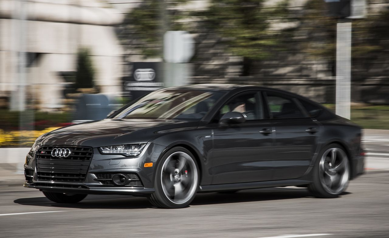 2016 Audi S7 0shares