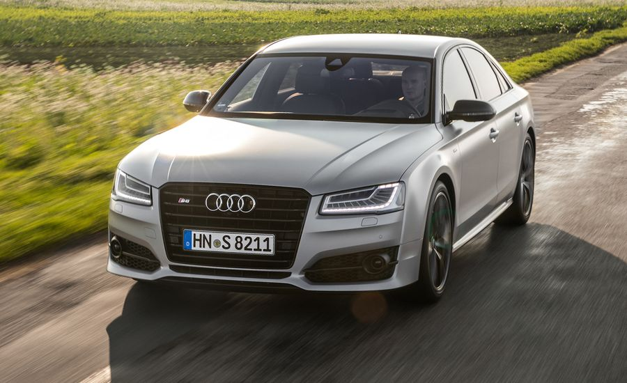 Audi S Plus First Drive Review Car And Driver - Audi rs8 specs