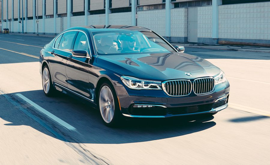 2016 bmw 750i xdrive test review car and driver. Black Bedroom Furniture Sets. Home Design Ideas