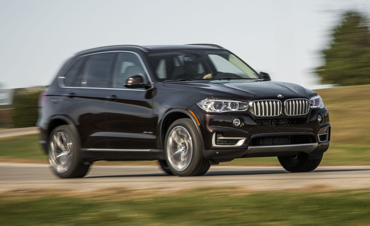 2016 Bmw X5 Xdrive40e Plug In Hybrid Test Review Car