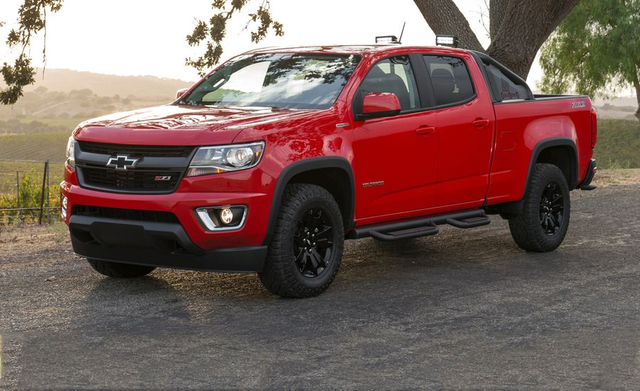 2016 chevrolet colorado diesel first drive review car and driver. Black Bedroom Furniture Sets. Home Design Ideas
