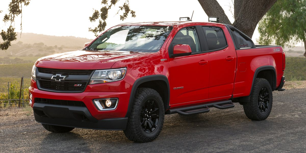 2016 Chevrolet Colorado Diesel First Drive 8211 Review 8211