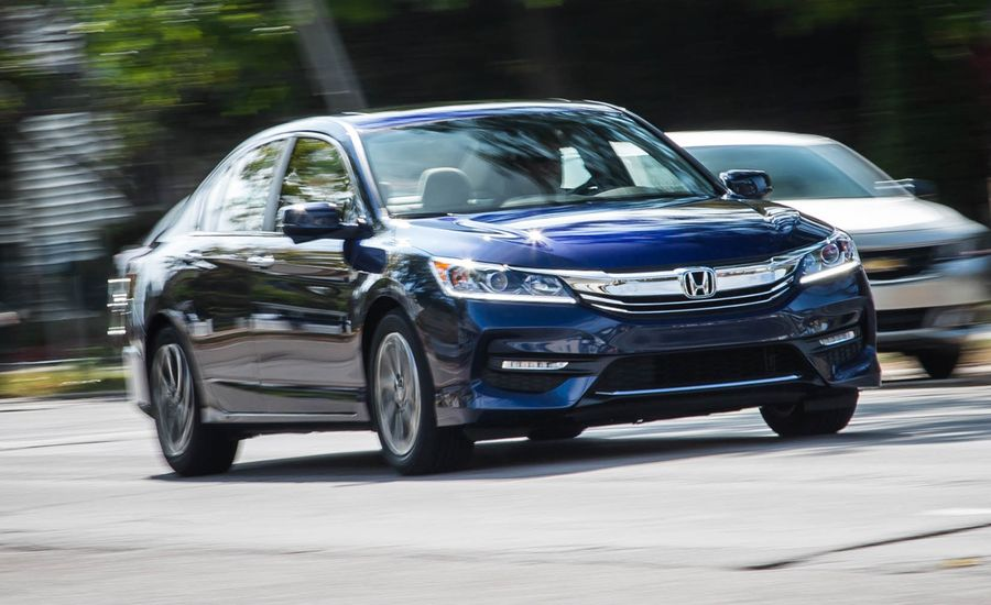 Honda Accord Sport Review Car And Driver