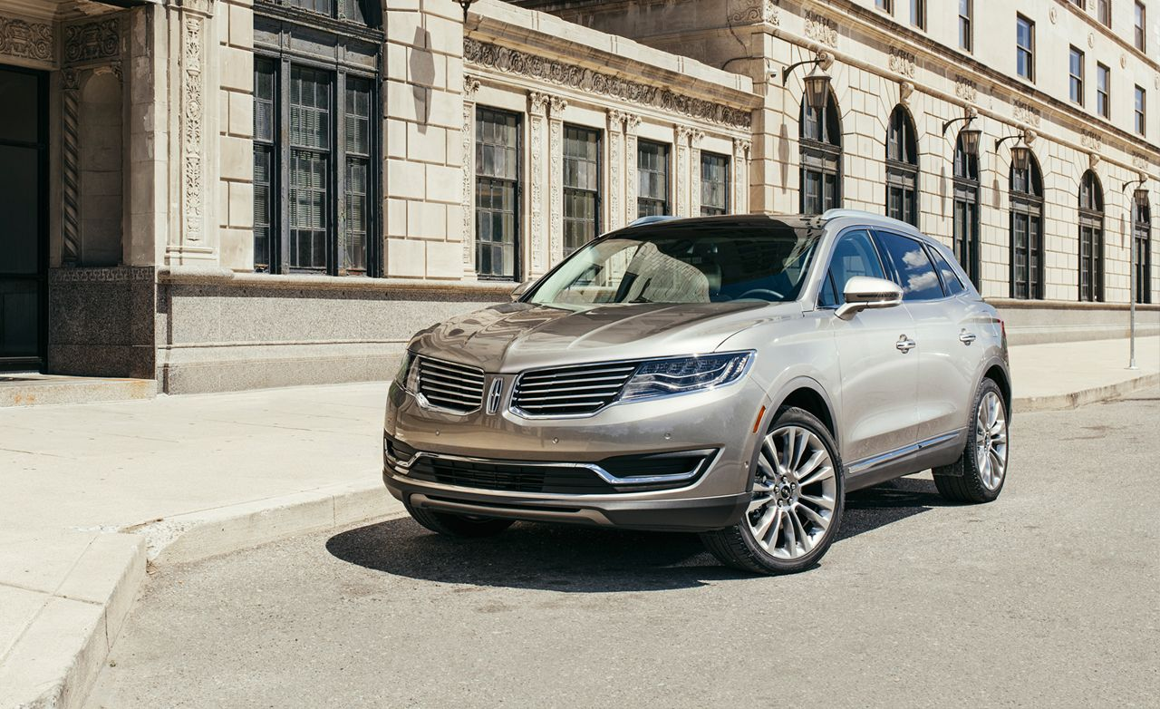 2018 Lincoln Mkx Reviews Lincoln Mkx Price Photos And Specs