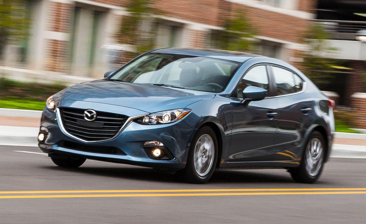 Mazda 3 2016 0-60