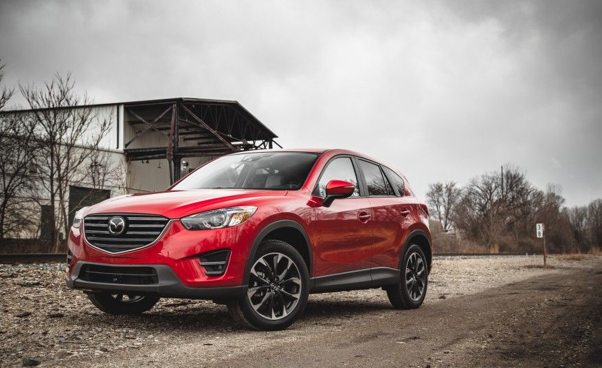 2016 mazda cx-5 2.5l awd 60-second review – video – car and driver