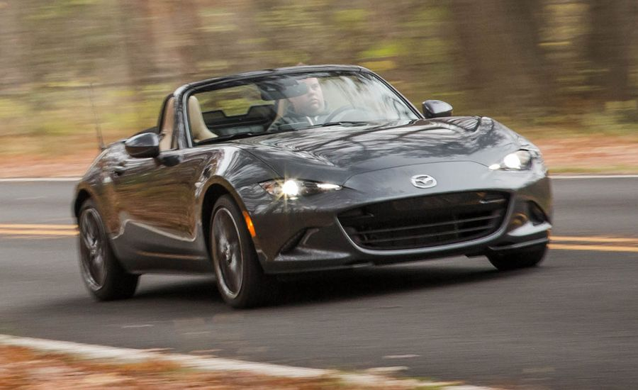 2016 Mazda MX-5 Miata Automatic | Review | Car and Driver