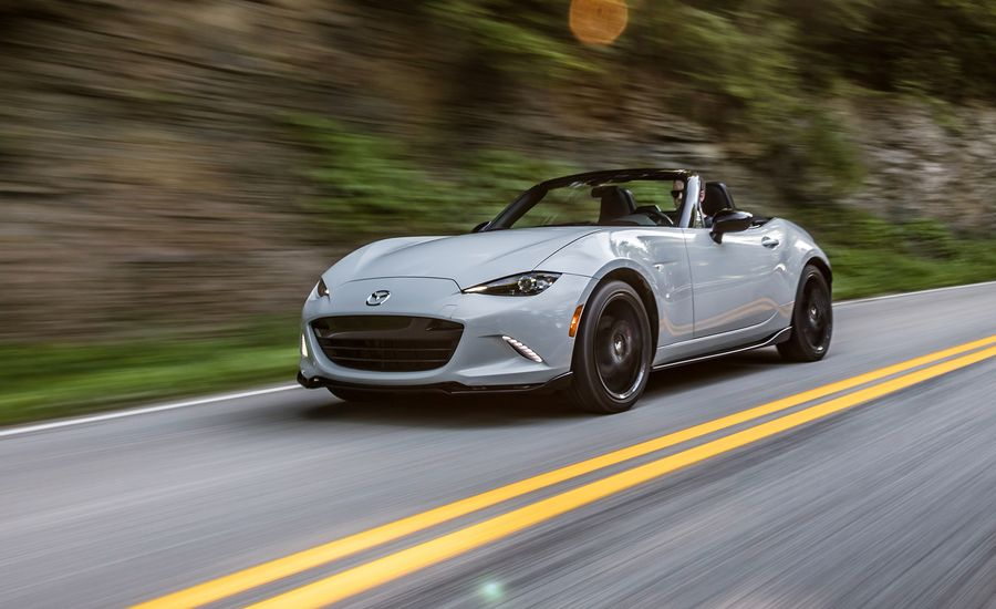2016 mazda mx 5 miata long term test review car and driver. Black Bedroom Furniture Sets. Home Design Ideas