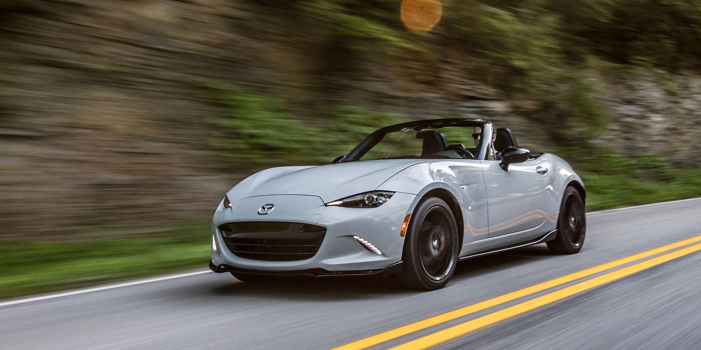2016 Mazda Mx 5 Miata Long Term Test Review Car And Driver