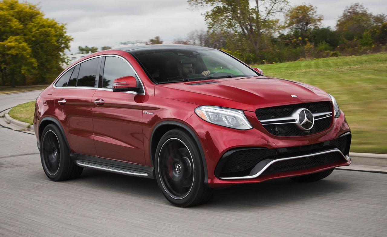 2016 Mercedes Amg Gle63 S Coupe Review Car And Driver