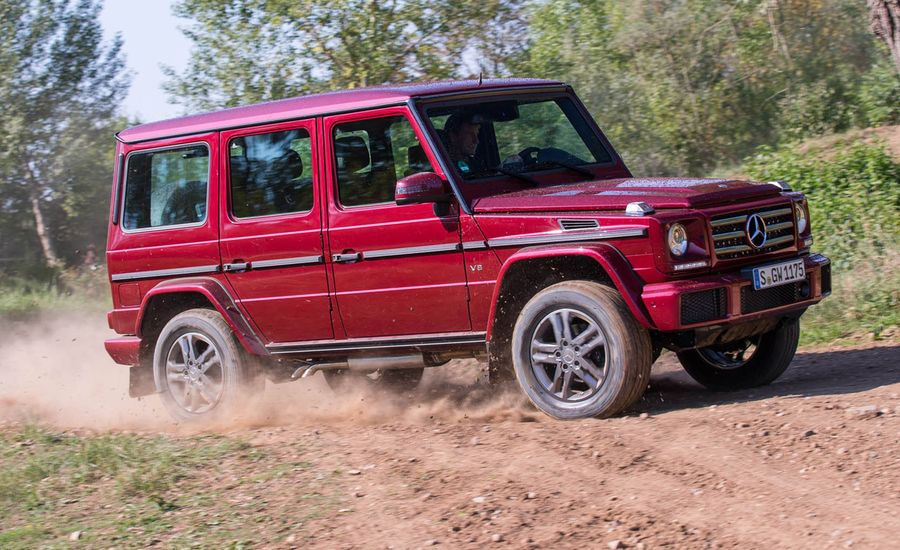 2016 mercedes benz g550 first drive review car and driver. Black Bedroom Furniture Sets. Home Design Ideas