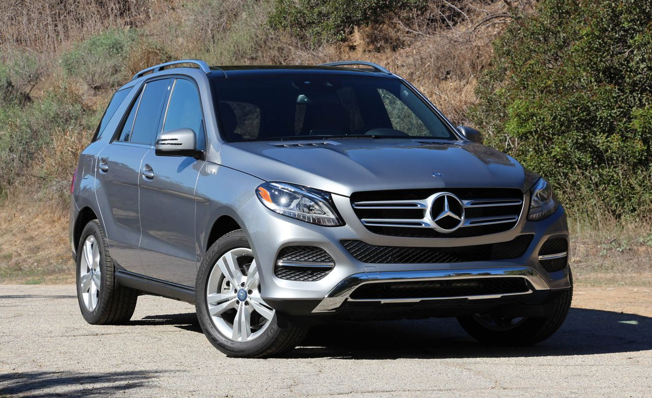 2016 Mercedes-Benz GLE400 4MATIC