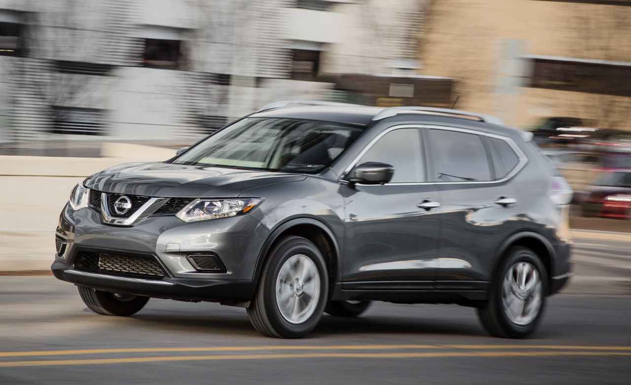 2019 Nissan Rogue Reviews Price Photos And Specs Car Driver