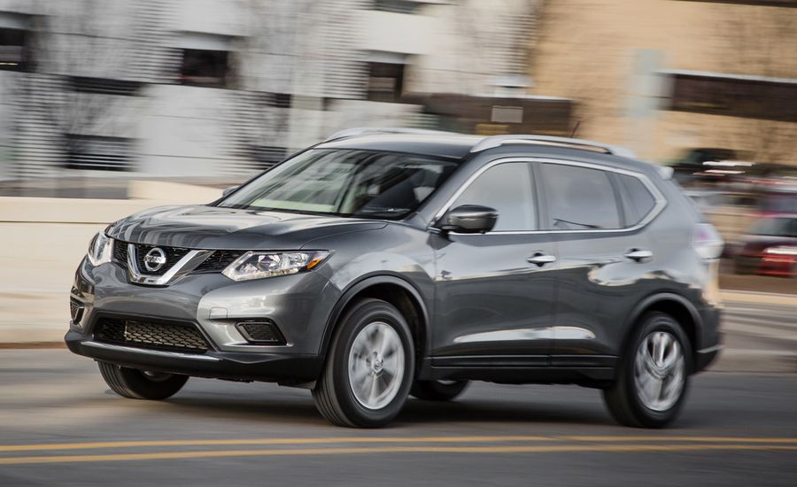 Nissan Murano Review Car And Driver