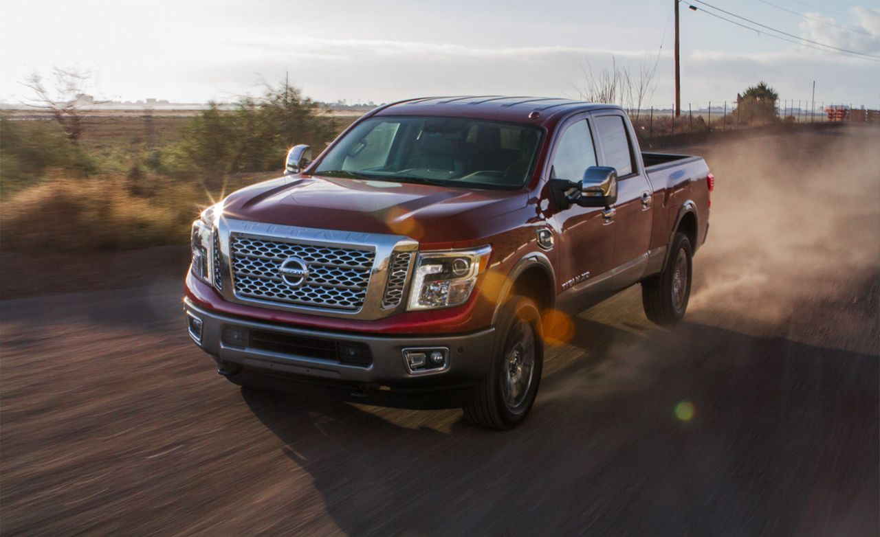 2016 Nissan Titan XD Test | Review | Car and Driver