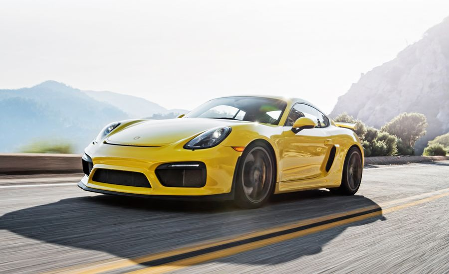 2016 porsche cayman gt4 test review car and driver. Black Bedroom Furniture Sets. Home Design Ideas
