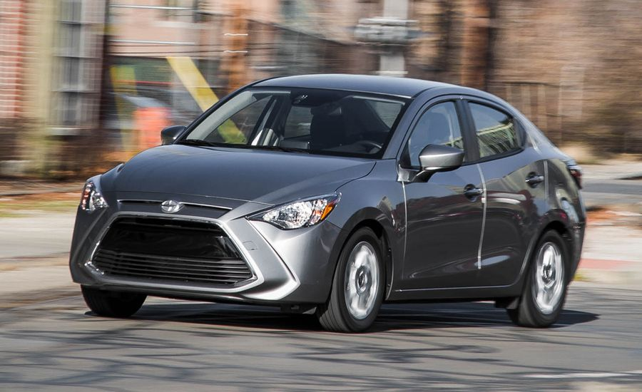 2016 Scion iA Automatic