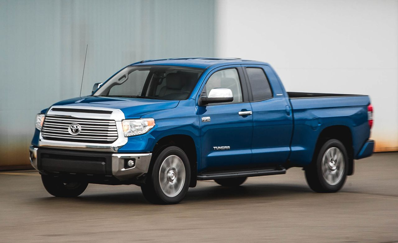 2016 Toyota Tundra Quick Take Review Car And Driver