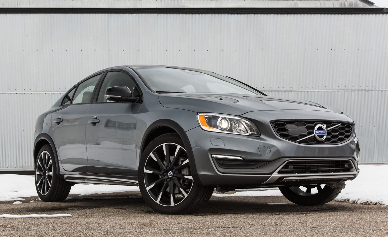 2016 Volvo S60 Cross Country Test Review Car And Driver
