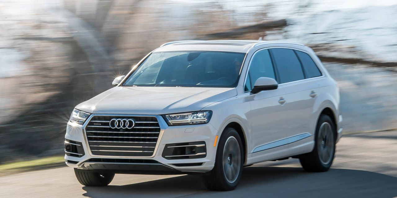 2017 Audi Q7 3 0t Instrumented Test 8211 Review 8211 Car And