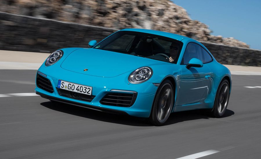 2017 Porsche 911 Carrera / Carrera S First Drive | Review | Car and