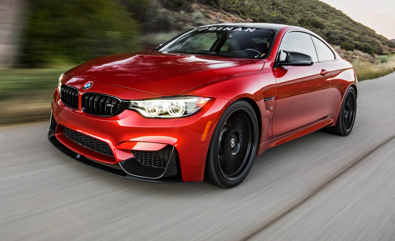 Dinan S1 BMW M4 Instrumented Test | Review | Car and Driver