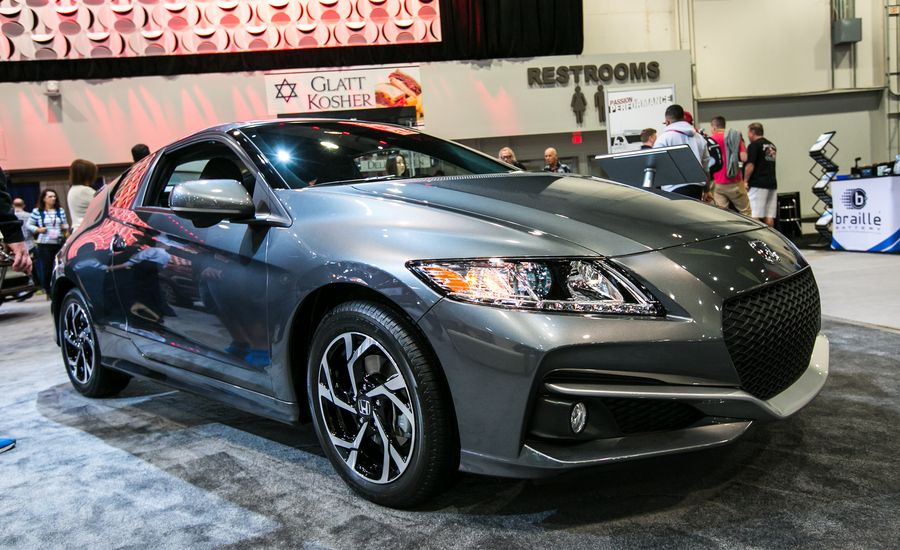 2016 Honda CR-Z: The Hybrid Two-Seater Gets a Refresh