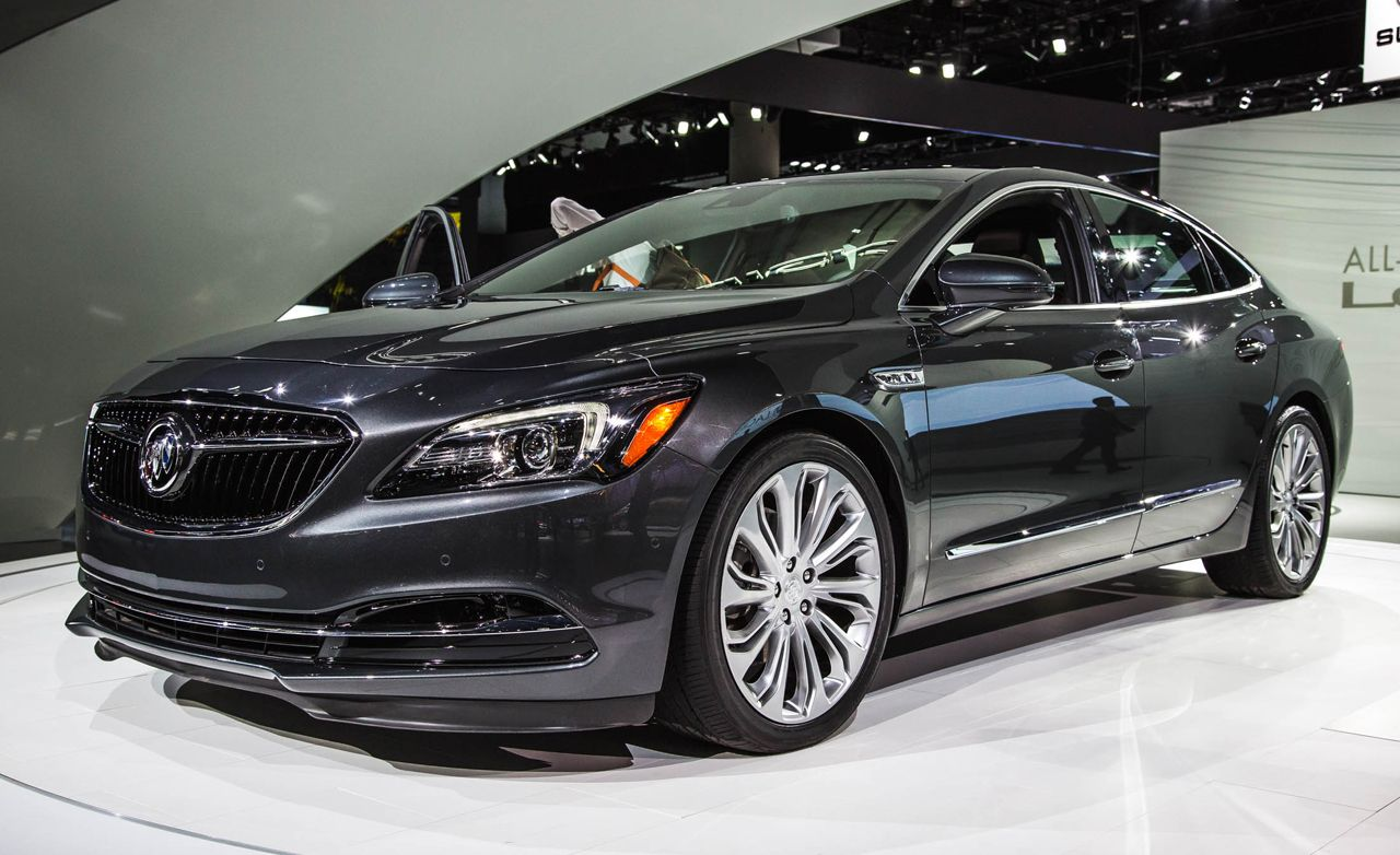 2019 Buick Lacrosse Reviews Price Photos And Specs Car Driver