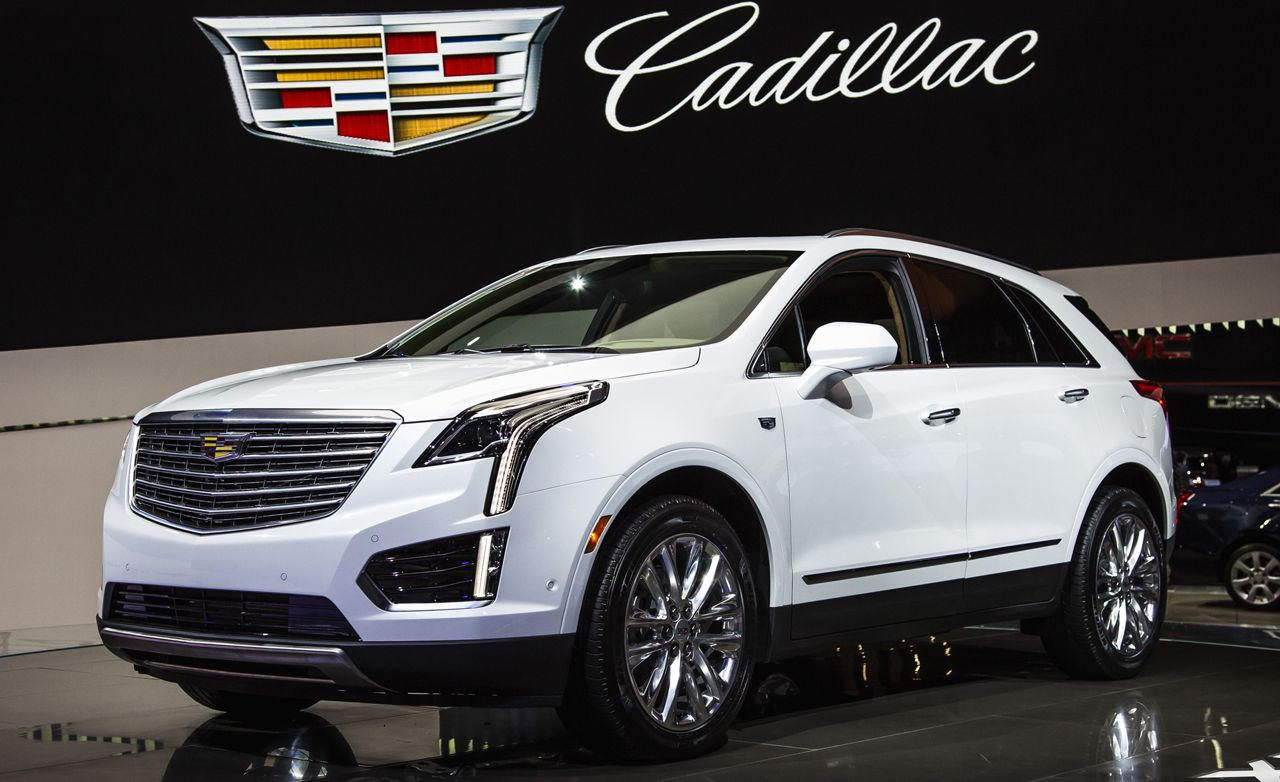 2019 Cadillac Xt5 Reviews Price Photos And Specs Car Driver