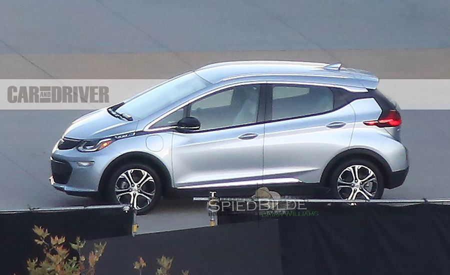 2017 Chevrolet Bolt EV: GM's Affordable Electric Is Unmasked!