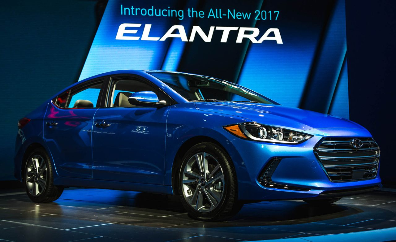 Hyundai Elantra Reviews Price Photos And Specs Car Driver