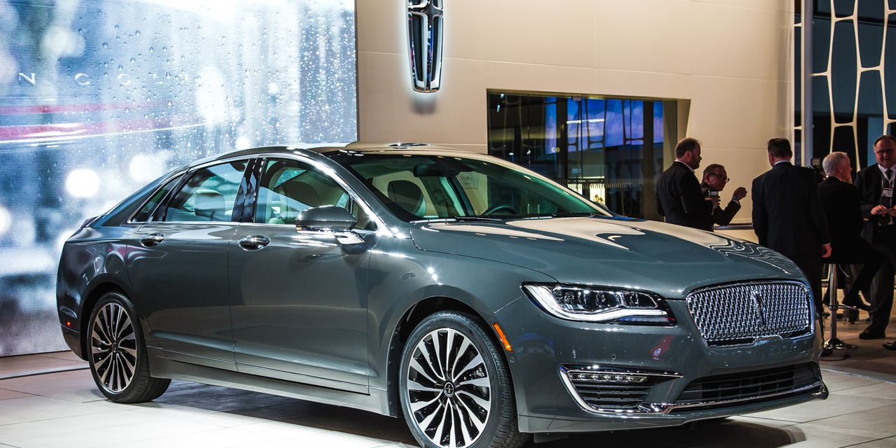 2017 Lincoln Mkz Photos And Info 8211 News 8211 Car And Driver