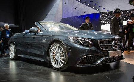 2017 Mercedes-AMG S65 Cabriolet Revealed!